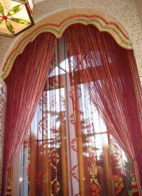Веревочные шторы 15