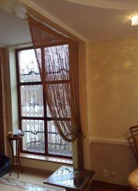 Веревочные шторы 1