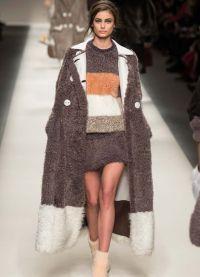 верхняя одежда мода зима 2016 21