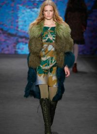 верхняя одежда мода зима 2016 6
