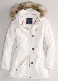 Весенняя куртка парка 5