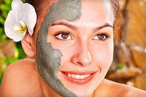 Зеленая кожа успокаивает кожу и снимает воспаление