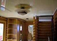 Виды потолков в частном доме3