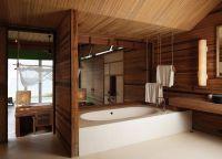Виды потолков в частном доме9