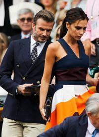 Дэвид и Виктория сейчас