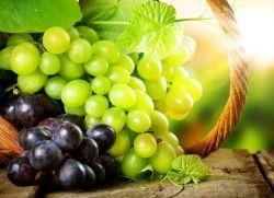 Виноград - калорийность