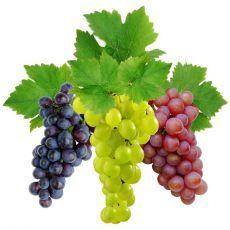 Виноград при диете