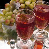 Виноградный сок - польза и вред