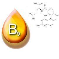 Витамин е и фолиевая кислота