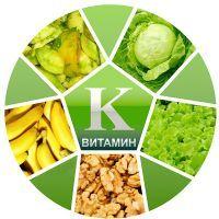 Витамин к - для чего он нужен?