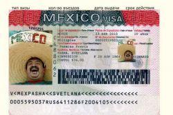 Виза в мексику для россиян