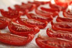 Вяленые помидоры в электросушилке - рецепт