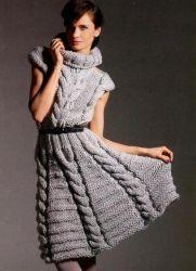 Вязаная мода - весна-лето 2014