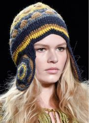 Вязаные шапки 2015-2016