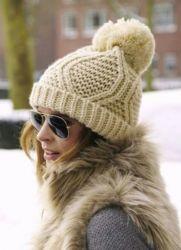Вязаные шапки 2015
