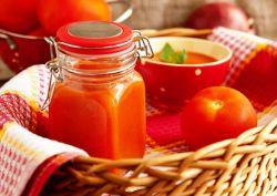 Вкусная аджика из помидор на зиму