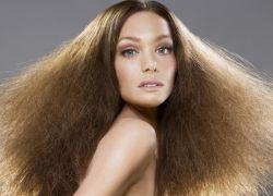 Волосы электризуются – что делать?