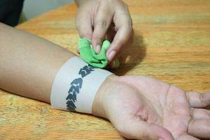 временная татуировка в домашних условиях7