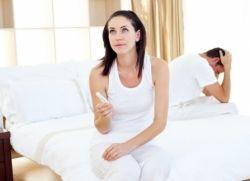 Вторичное бесплодие у женщин