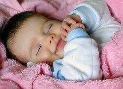 Второй месяц жизни новорожденного