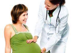 Выделения на 37 неделе беременности