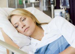 Выделения после чистки замершей беременности