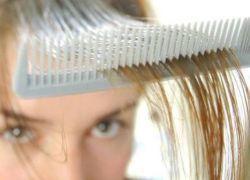 Выпадение волос - причины