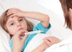 Высокая температура у ребенка – что делать?