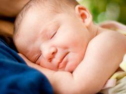 Высыпания на коже у младенцев