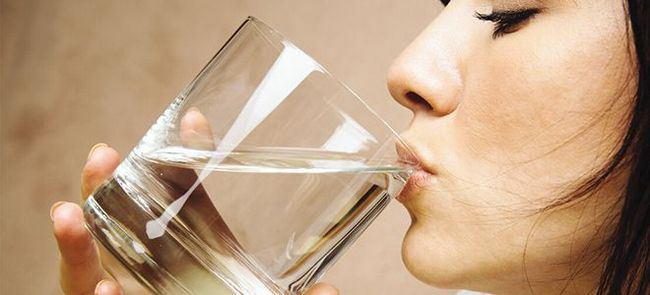 Задержка воды в организме