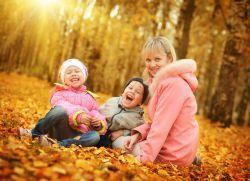 Загадки про осень для детей