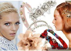 Заколки для волос - 2012