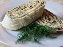 Закуски из лаваша – рецепты