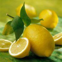 Замороженный лимон - польза и вред