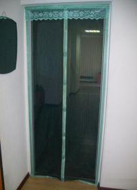 Занавески на дверной проем10