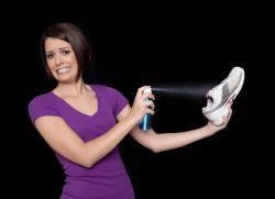 Запах в обуви - как избавиться?