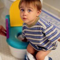 Запор у ребенка 3 года