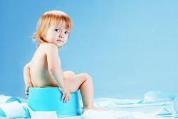 Запоры у ребенка - 2 года