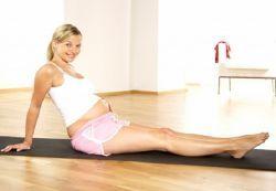 Зарядка для беременных - 1 триместр
