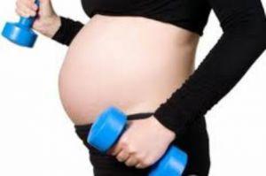 зарядка для беременных 3-й триместр 2