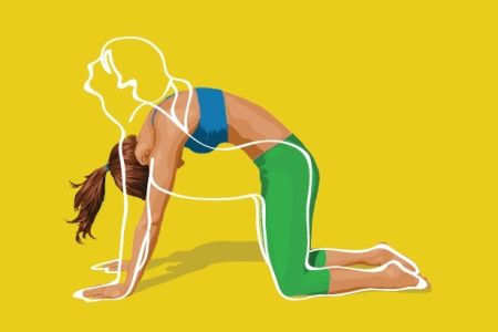 зарядка для спины1