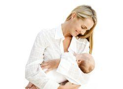 Застой молока при грудном вскармливании