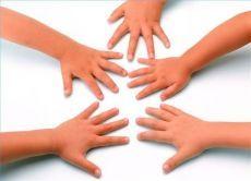 Заусенцы на пальцах у детей