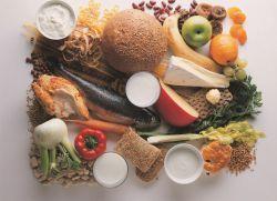 Здоровые продукты