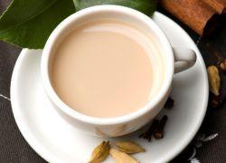 Зеленый чай с молоком для похудения - рецепт