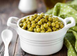 Зеленый консервированный горошек – польза и вред