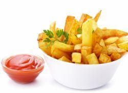 Жареная картошка - калорийность