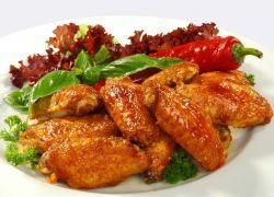 Жареная курица - калорийность