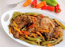 Жареное мясо - рецепты