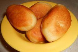 Жареные пирожки на кефире
